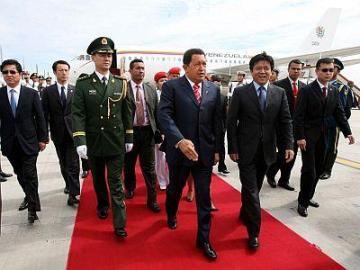 Los chinos en la Venezuela de Hoy