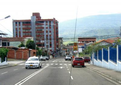 San Cristobal, ciudad amable